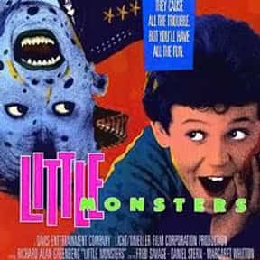Little Monsters is listed (or ranked) 20 on the list The Best Classic Kids Movies That Are Kind of Dark