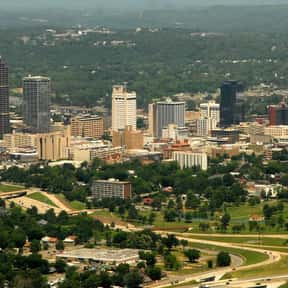 Little Rock is listed (or ranked) 24 on the list US Cities That Should Have an NFL Team
