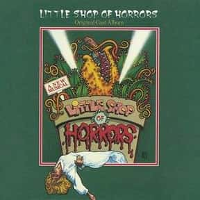 Little Shop of Horrors (1982) is listed (or ranked) 5 on the list The Best Musicals Based on Movies