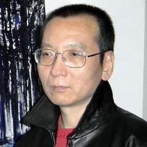 Liu Xiaobo is listed (or ranked) 12 on the list List of Famous Human Rights Activists