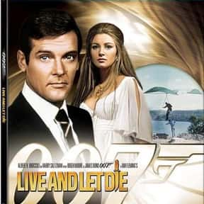 Live and Let Die is listed (or ranked) 23 on the list The Best Spy Movies Based on Books