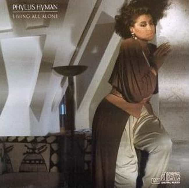 Living All Alone is listed (or ranked) 2 on the list The Best Phyllis Hyman Albums of All Time
