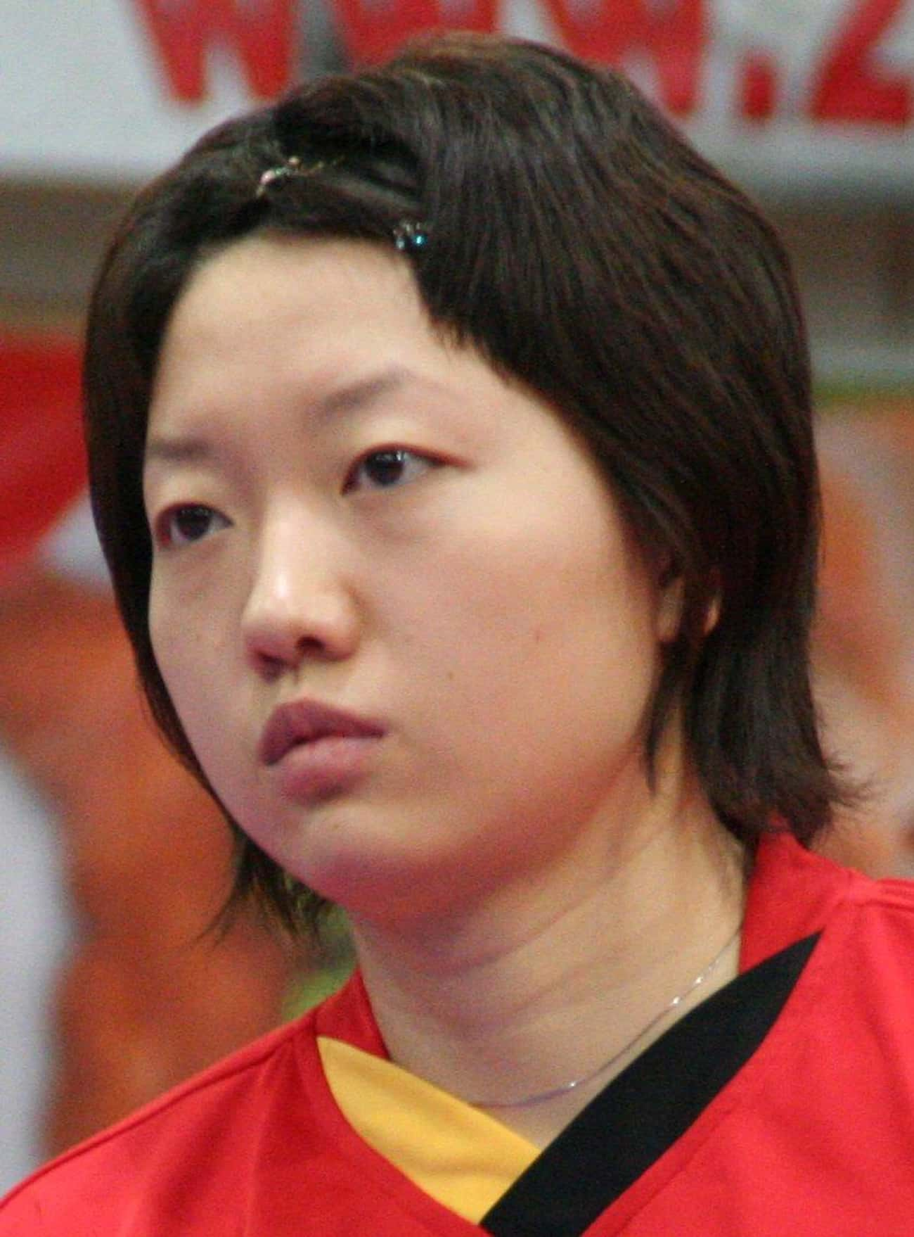 Li Jiawei is listed (or ranked) 4 on the list Famous Female Athletes from Singapore