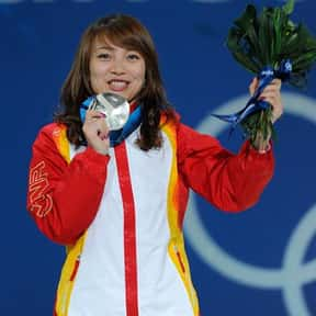 Li Nina is listed (or ranked) 10 on the list Famous Athletes from China