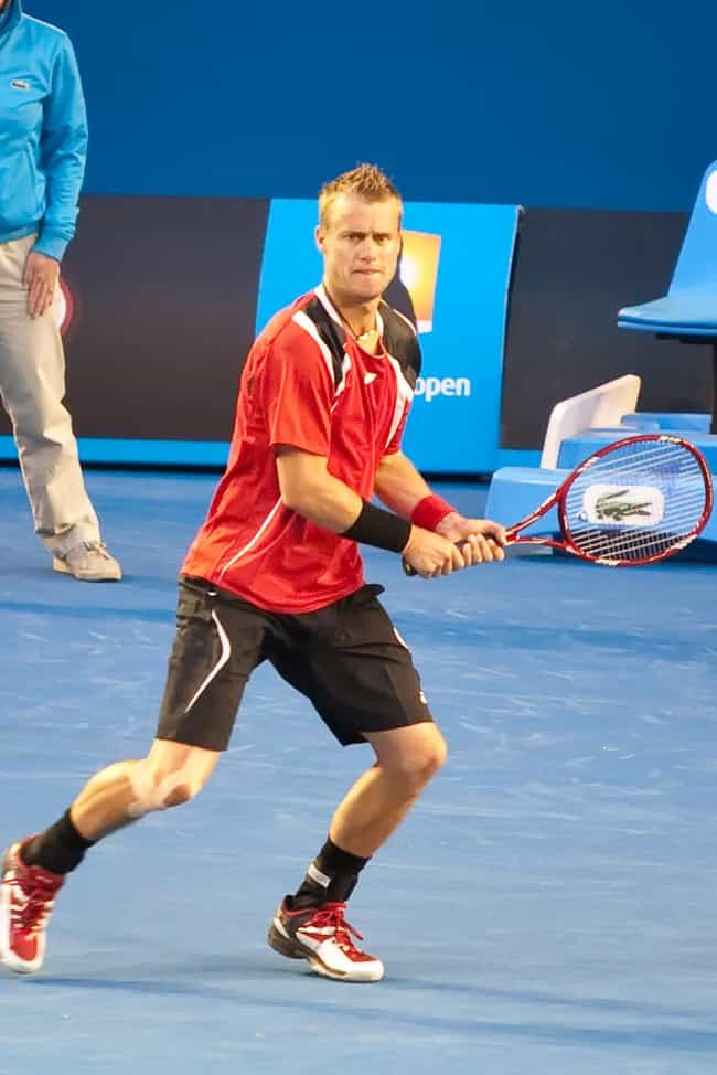 Lleyton Hewitt is listed (or ranked) 4 on the list The Best Tennis Players from Australia