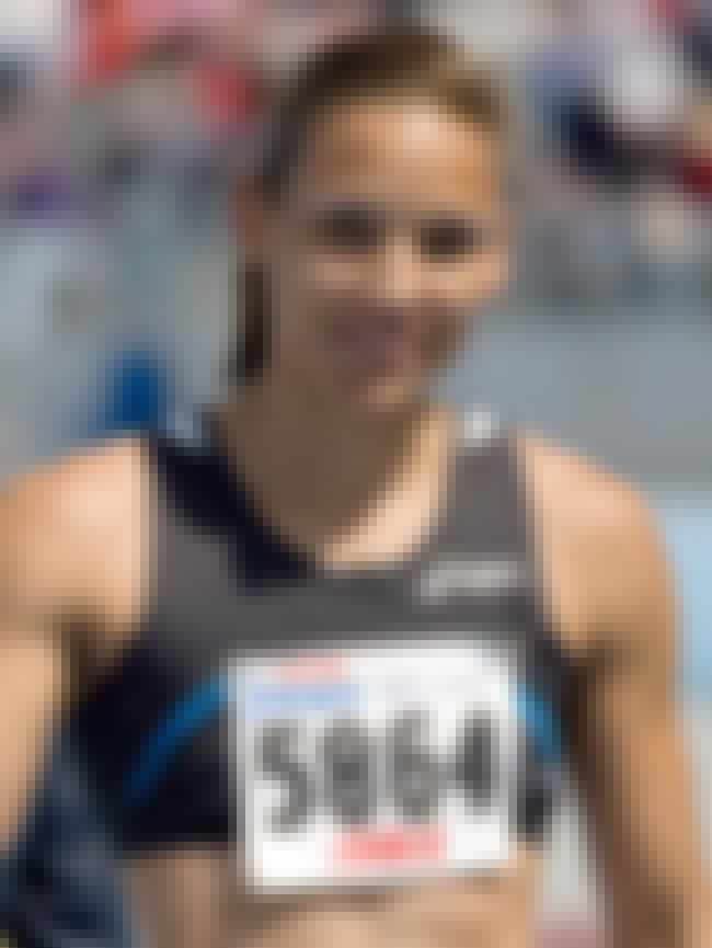 Lolo Jones is listed (or ranked) 4 on the list America's Hottest Female Athletes