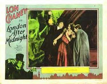 Hollywood's First Vampire Movie