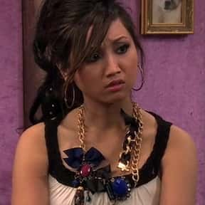 London Tipton is listed (or ranked) 4 on the list The Best Asian Characters In Movies & TV