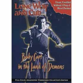Lone Wolf and Cub: Baby Cart in Land of Demons