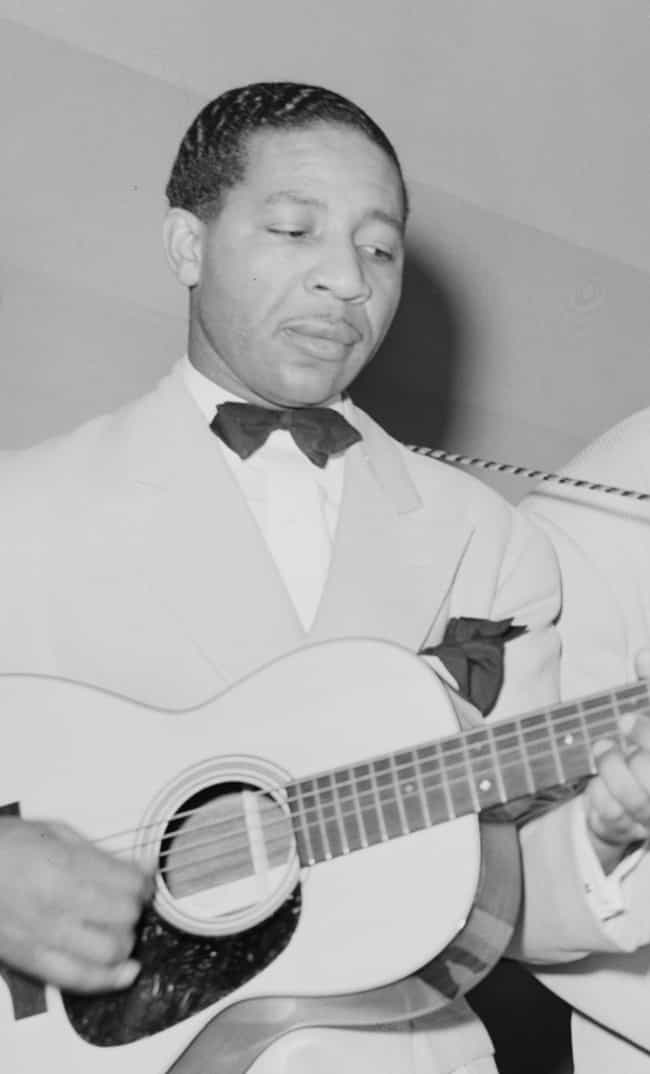 Lonnie Johnson is listed (or ranked) 1 on the list Famous Guitarists from New Orleans