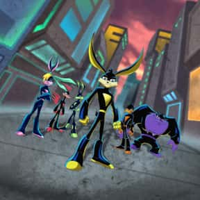 Loonatics Unleashed is listed (or ranked) 16 on the list The Best Looney Tunes TV Shows Ever Made