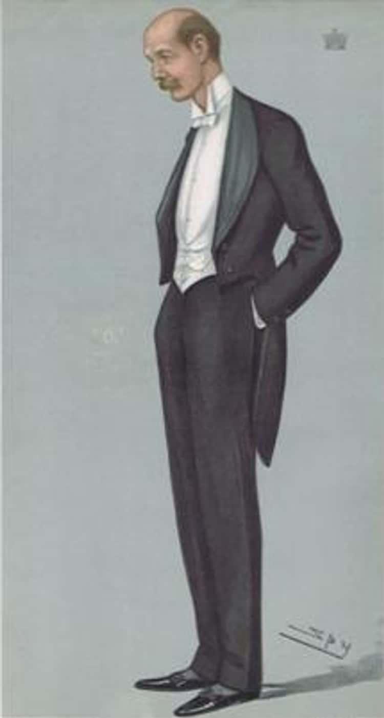 Lord Edward Cecil