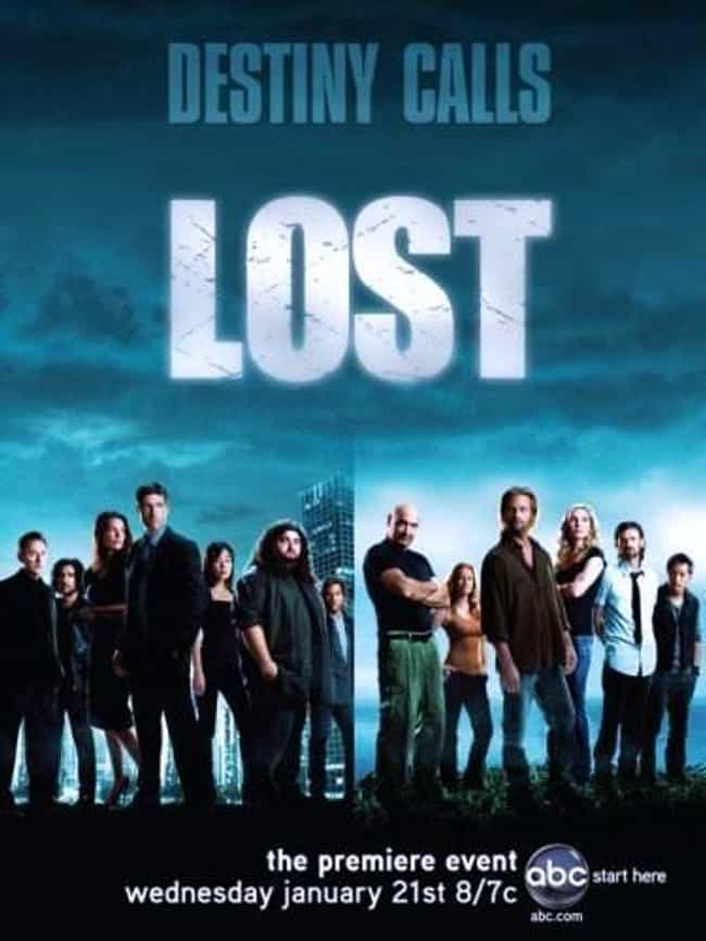 Lost is listed (or ranked) 2 on the list Shows That Should Have Been Only One Season