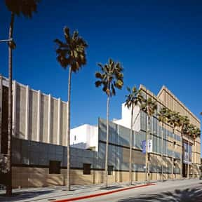 Los Angeles County Museum of A is listed (or ranked) 25 on the list The Best Museums in the United States