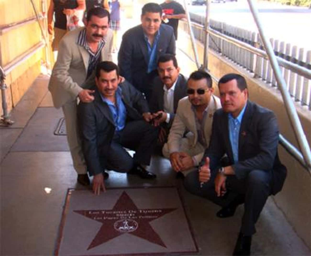 Los Tucanes de Tijuana is listed (or ranked) 4 on the list The Best Banda Bands/Artists