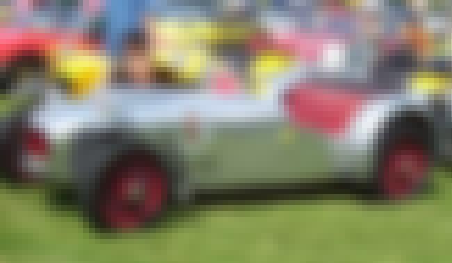 Lotus Mark VI is listed (or ranked) 8 on the list Full List of Lotus Car Models