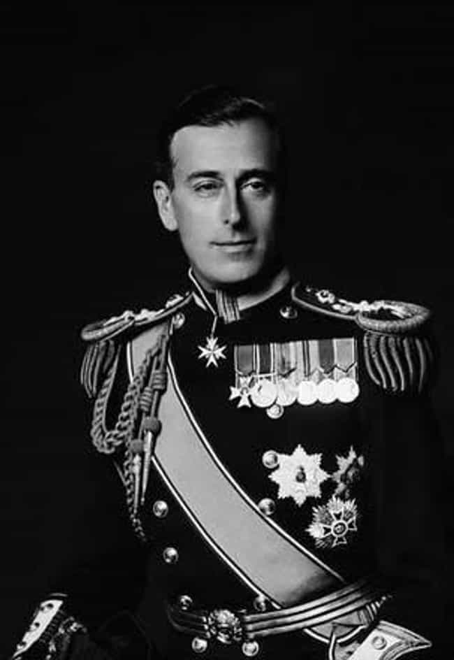 Louis Mountbatten, 1st Earl Mo... is listed (or ranked) 4 on the list Members of the Battenberg Family