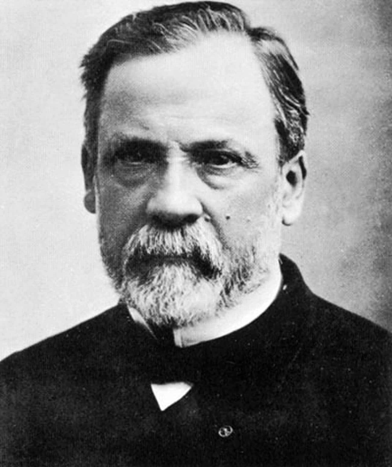 Louis Pasteur is listed (or ranked) 4 on the list People Who Made The World A Better Place