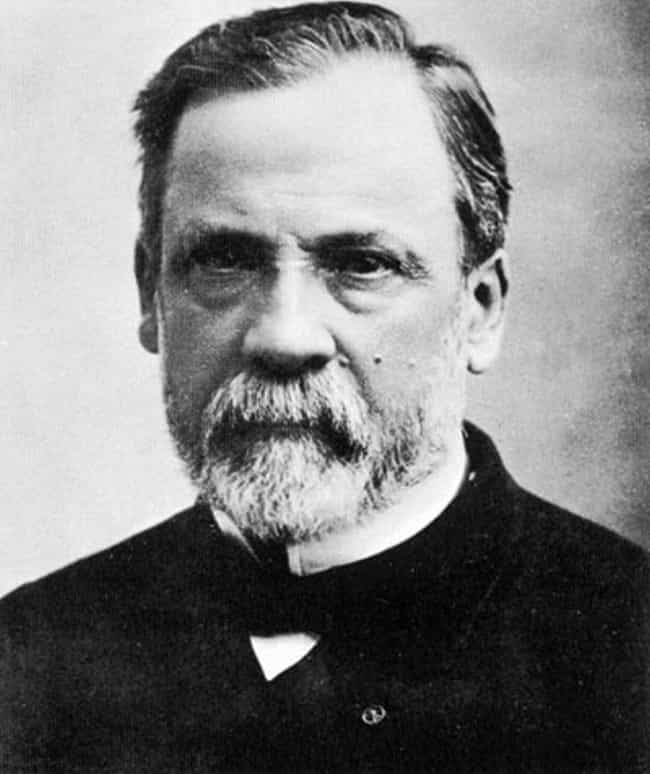Louis Pasteur is listed (or ranked) 2 on the list Famous Male Chemists
