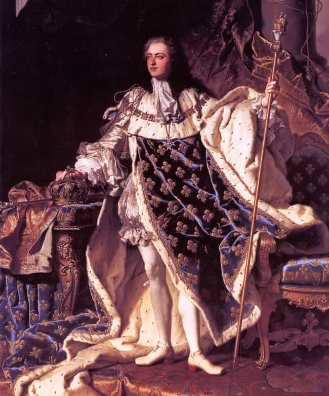 Louis XV of France is listed (or ranked) 3 on the list Famous People Who Died of Smallpox