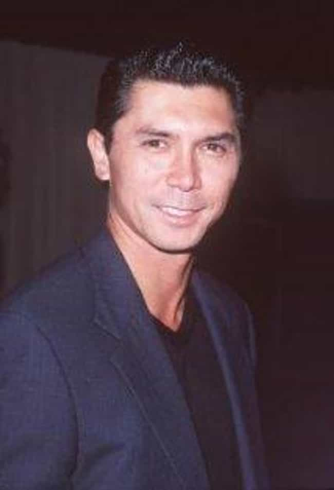 Lou Diamond Phillips is listed (or ranked) 4 on the list The Triangle Cast List