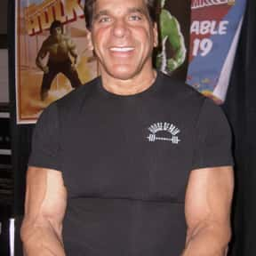Lou Ferrigno is listed (or ranked) 10 on the list List of Famous Police Officers