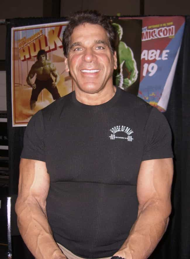 Lou Ferrigno is listed (or ranked) 2 on the list Famous Male Bodybuilders