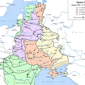 Lublin–Brest Offensive is listed (or ranked) 16 on the list The Battles of Walter Model