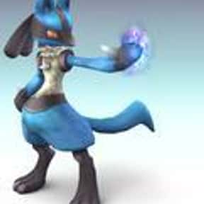 Lucario is listed (or ranked) 13 on the list The Best Super Smash Brothers 4 Characters (Wii U & 3DS), Ranked
