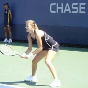 Lucie Šafářová is listed (or ranked) 16 on the list Best Current Women's Tennis Serves