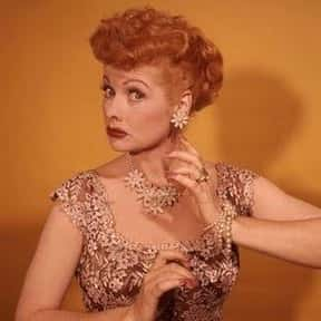 Lucille Ball is listed (or ranked) 6 on the list The Best Emmy Hosts Ever