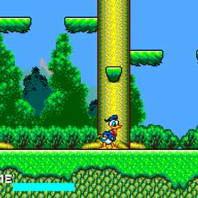 Lucky Dime Caper is listed (or ranked) 25 on the list List of Sega Platform Games