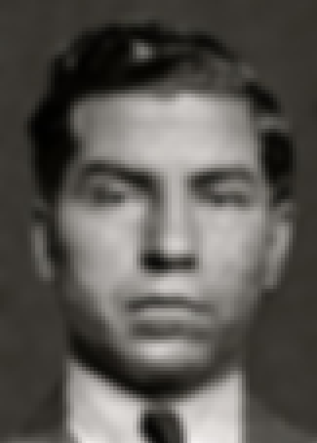 Lucky Luciano is listed (or ranked) 4 on the list Famous Male Mafiosos