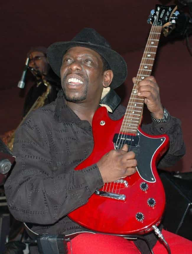 Lucky Peterson is listed (or ranked) 4 on the list Famous Guitarists from Buffalo