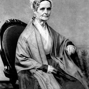 Lucretia Mott is listed (or ranked) 18 on the list Famous People Who Died in Pennsylvania