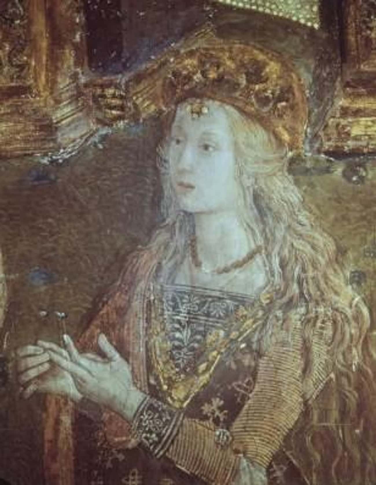 Lucrezia Borgia's Machinations May All Be Fiction