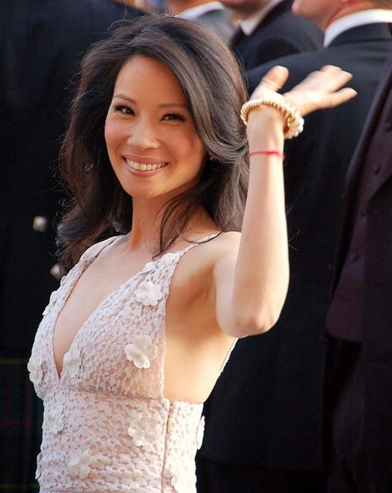 Lucy Liu is listed (or ranked) 4 on the list Celebrities Who Claim to Have Had Sex with Ghosts