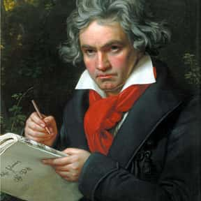 Ludwig van Beethoven is listed (or ranked) 3 on the list Which Artist Would You Bring Back From The Dead To Write One More Song?