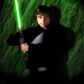 Luke Skywalker is listed (or ranked) 18 on the list The Best Movie Characters Of All Time