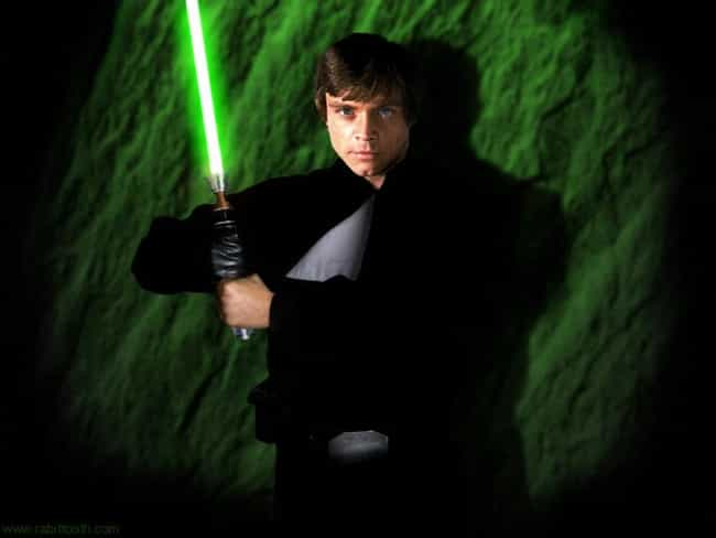 Luke Skywalker is listed (or ranked) 4 on the list Ranking The Most Powerful Star Wars Characters
