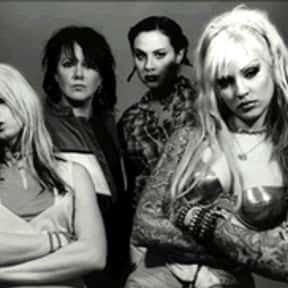 Lunachicks is listed (or ranked) 13 on the list The Best Riot Grrrl Bands