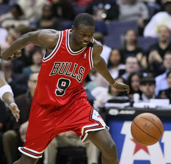 Luol Deng is listed (or ranked) 3 on the list Famous Blair Academy Alumni