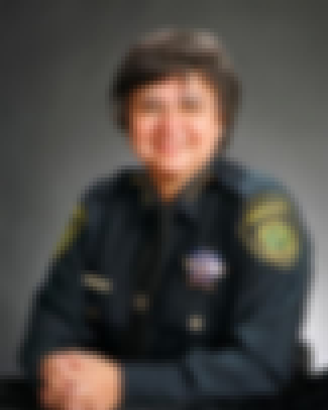 Lupe Valdez is listed (or ranked) 2 on the list Famous Female Sheriffs