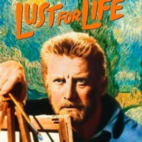 Lust for Life is listed (or ranked) 8 on the list The Best Kirk Douglas Movies