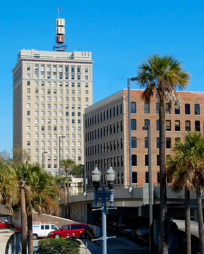 11 East Forsyth is listed (or ranked) 1 on the list List of Famous Jacksonville Buildings & Structures