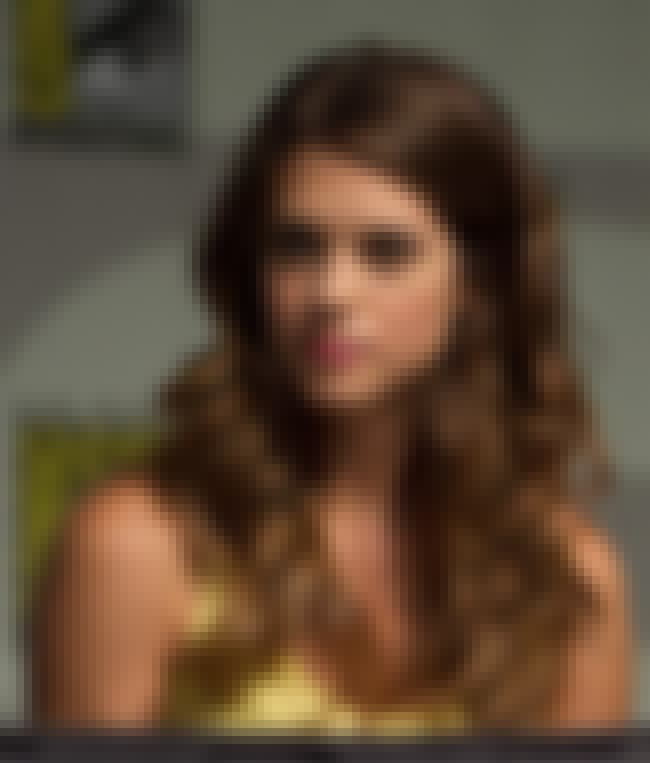 Lyndsy Fonseca is listed (or ranked) 5 on the list The Most Captivating Celebrity Eyes (Women)