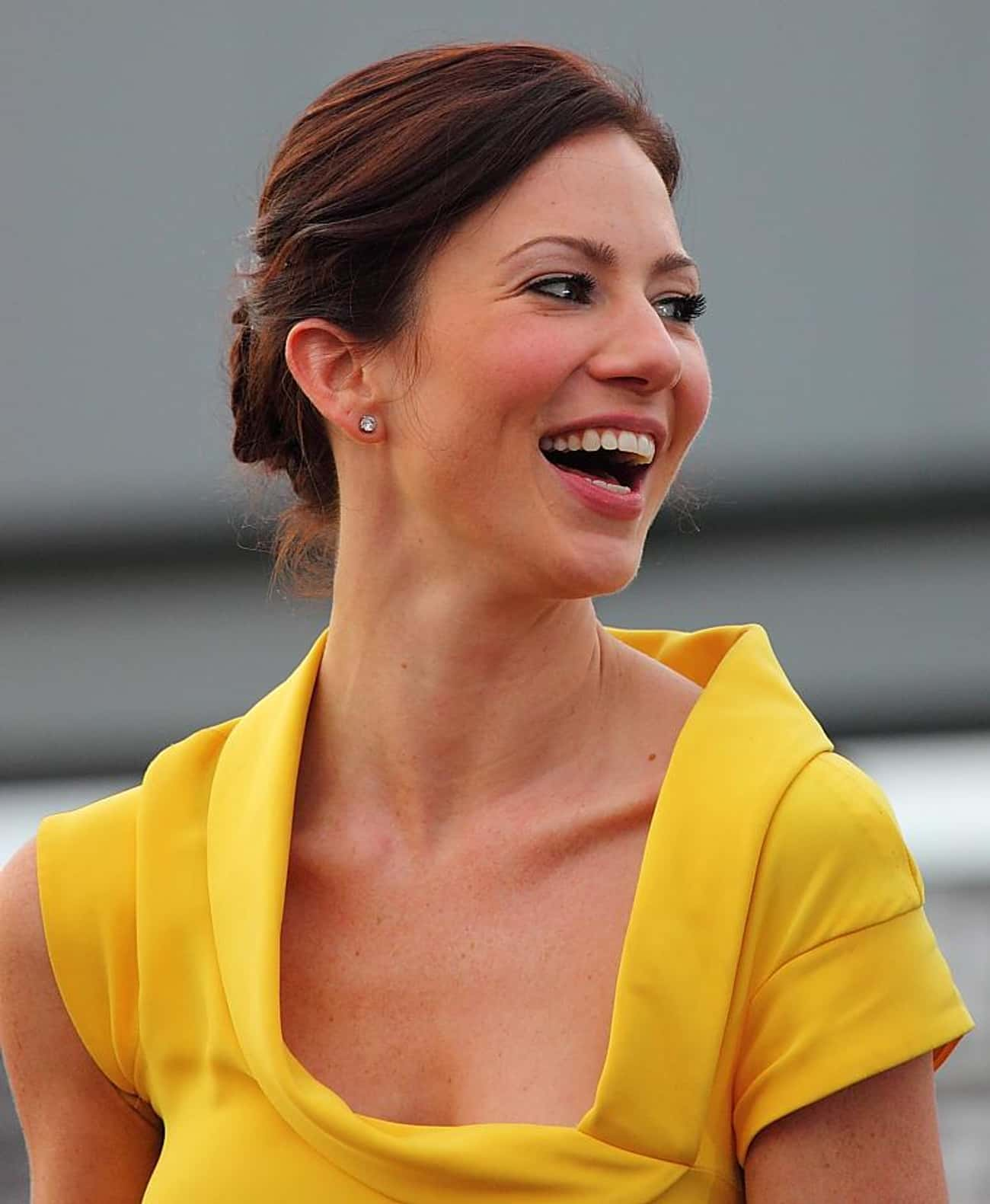 Lynn Collins is listed (or ranked) 4 on the list Famous Klein High School Alumni