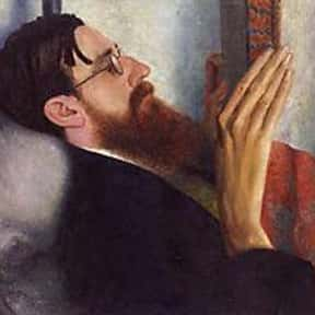 Lytton Strachey is listed (or ranked) 19 on the list Famous Biographers