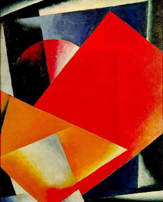 Lyubov Popova is listed (or ranked) 14 on the list Famous Cubist Artists, Ranked