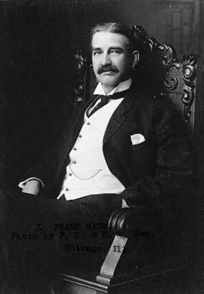 L. Frank Baum is listed (or ranked) 1 on the list List of Famous Newspaper Editors